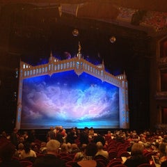Photo taken at Princess Of Wales Theatre by Anna K. on 5/11/2013