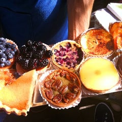 Photo taken at Bonjour Brioche by Angie R. on 9/29/2012