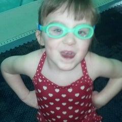 Photo taken at DuPage Swimming Center by Jennifer K. on 3/21/2013