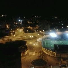 Photo taken at Mafamude by Eduardo R. on 3/19/2013
