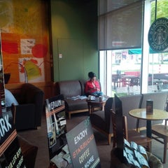 Photo taken at Starbucks by Rania A. on 9/7/2013