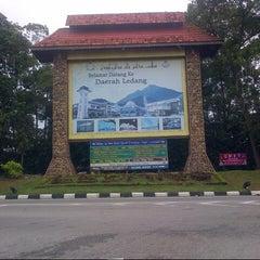 Photo taken at Melaka-Johor Border by 9w2bae r. on 11/19/2012