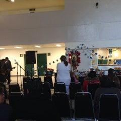 Photo taken at IMSS Subdelegacion Tlalnepantla by Daniela B. on 12/12/2013