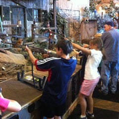 Photo taken at Bass Pro Shops by Adam D. on 4/27/2013