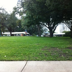 Photo taken at Robert E. Lee Park by Chuck M. on 10/7/2012