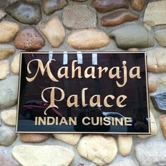 Photo taken at Maharaja Palace by Michael G. on 1/1/2013