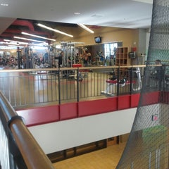 Photo taken at Student Recreation And Wellness Center (SRWC) by Anish T. on 3/31/2014
