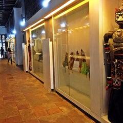 Photo taken at Museum Wayang by Novian Darma A. on 7/13/2014