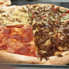 Photo taken at Ian's Pizza by Anna J. on 12/30/2012