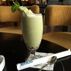 Photo taken at EXCELSO Café by mas b. on 7/24/2015
