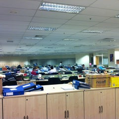 Photo taken at KPMG 7th Floor by Afiq A. on 1/30/2013