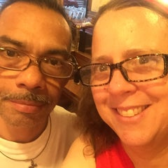 Photo taken at Washington Square Diner by Angela T. on 6/19/2015