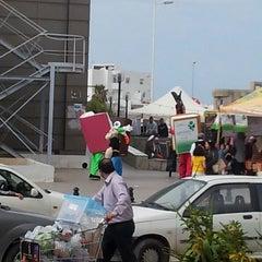 Photo taken at Carrefour Market - Boumhel by Sami B. on 4/20/2013