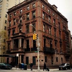 Photo taken at 23 Park Avenue by Jeffrey Z. on 1/16/2014
