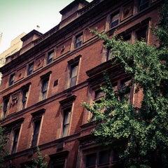Photo taken at 23 Park Avenue by Jeffrey Z. on 8/2/2013