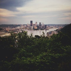 Photo taken at Pittsburgh, PA by Hani A. on 6/23/2013