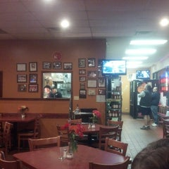 Photo taken at Frankie's Beef by Dave W. on 11/3/2012