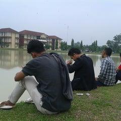 Photo taken at IAIN Raden Intan Lampung by Heri P. on 2/3/2014