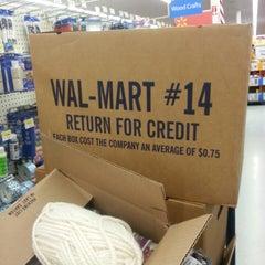 Photo taken at Walmart Supercenter by Dany J. on 8/25/2013