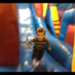 Photo taken at Pump It Up by Adam R. on 12/10/2012
