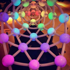 Photo taken at Museum of Mathematics (MoMath) by Bill H. on 5/19/2013
