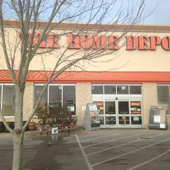 Photo taken at The Home Depot by ✈shannon✈ on 3/11/2013