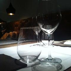 Photo taken at Saffron Fusion Restaurant by Ana Flavia S. on 2/11/2014