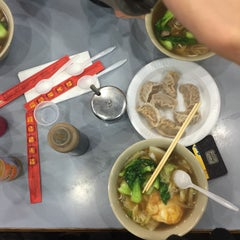Photo taken at Wong Good Hand Pull Noodle by Nicole A. on 12/28/2015
