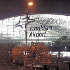 Photo taken at Frankfurt Airport (FRA) by Winder B. on 11/4/2013
