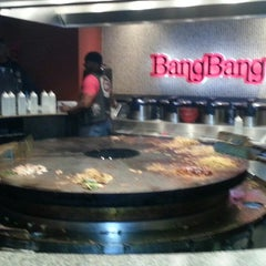 Photo taken at BangBang Mongolian Grill by Fernando F. on 4/3/2013