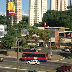 Photo taken at McDonald's by Luciano F. on 4/4/2013