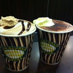 Photo taken at Zarraffa's Coffee by Kerol B. on 7/1/2013