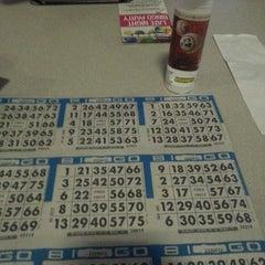 Photo taken at Muckleshoot Bingo by V B. on 3/2/2014