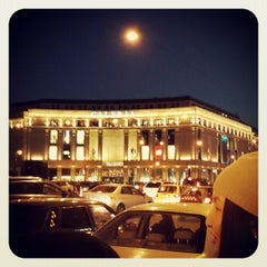 Photo taken at ТРЦ «Галерея» / Galeria Shopping Mall by Jane U. on 10/21/2013