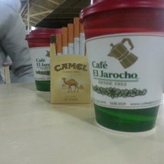 Photo taken at Café El Jarocho by Doppelganger B. on 4/18/2013