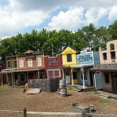 Photo taken at Donley's Wild West Town by Kimberly on 6/19/2013
