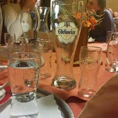 Photo taken at Café Restaurant Ritterstube by Joris R. on 2/19/2015