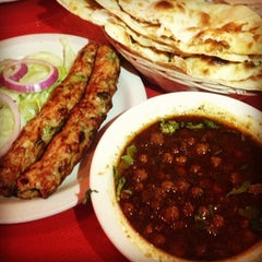 Photo taken at Lahori Kebab Grill by Sumit 'DulhanExpo' A. on 11/2/2013