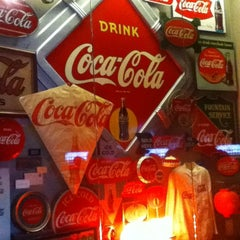 Photo taken at World of Coca-Cola by Alicia S. on 4/17/2013