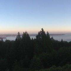 Photo taken at Cypress Mountain Lookout by Jason L. on 7/6/2013