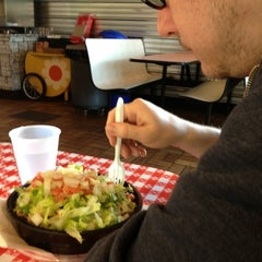 Photo taken at Neato Burrito by Kristy R. on 4/5/2013