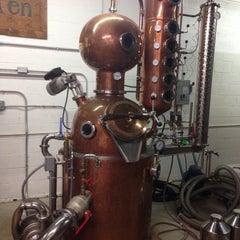 Photo taken at GrandTen Distilling by Stephen A. on 10/31/2013