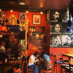 Photo taken at Café Descartes by Fabienne D. on 7/5/2014
