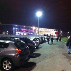 Photo taken at Parc des expositions Micropolis by Kévin L. on 3/12/2013