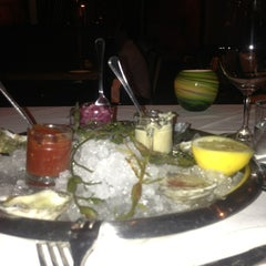 Photo taken at Morels French Steakhouse & Bistro by Rick M. on 9/27/2013