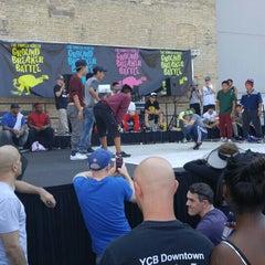 Photo taken at Downtown Minneapolis by James P. on 8/15/2015