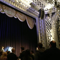 Photo taken at Saban Theater by Vicente R. on 4/7/2013