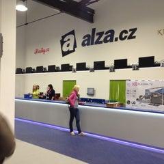 Photo taken at Alza.cz by Tomáš E. on 10/9/2012
