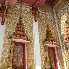 Photo taken at วัดช่องนนทรี by Pattamanane R. on 5/26/2013