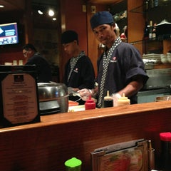 Photo taken at Wasabi Japanese Steakhouse & Sushi Bar by Angela S. on 6/30/2013